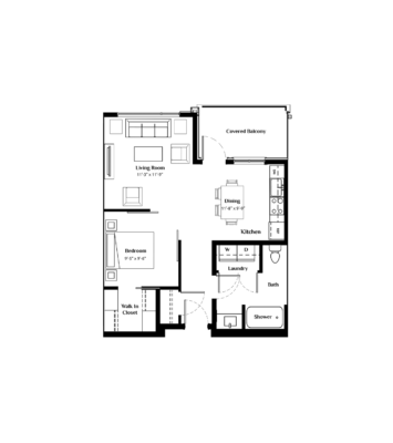Malbec Floorplan
