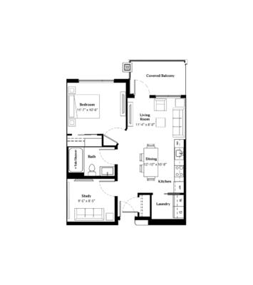 Merlot Floorplan