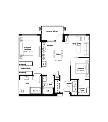 Shiraz Floorplan