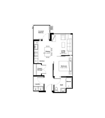 Zinfandel Floorplan