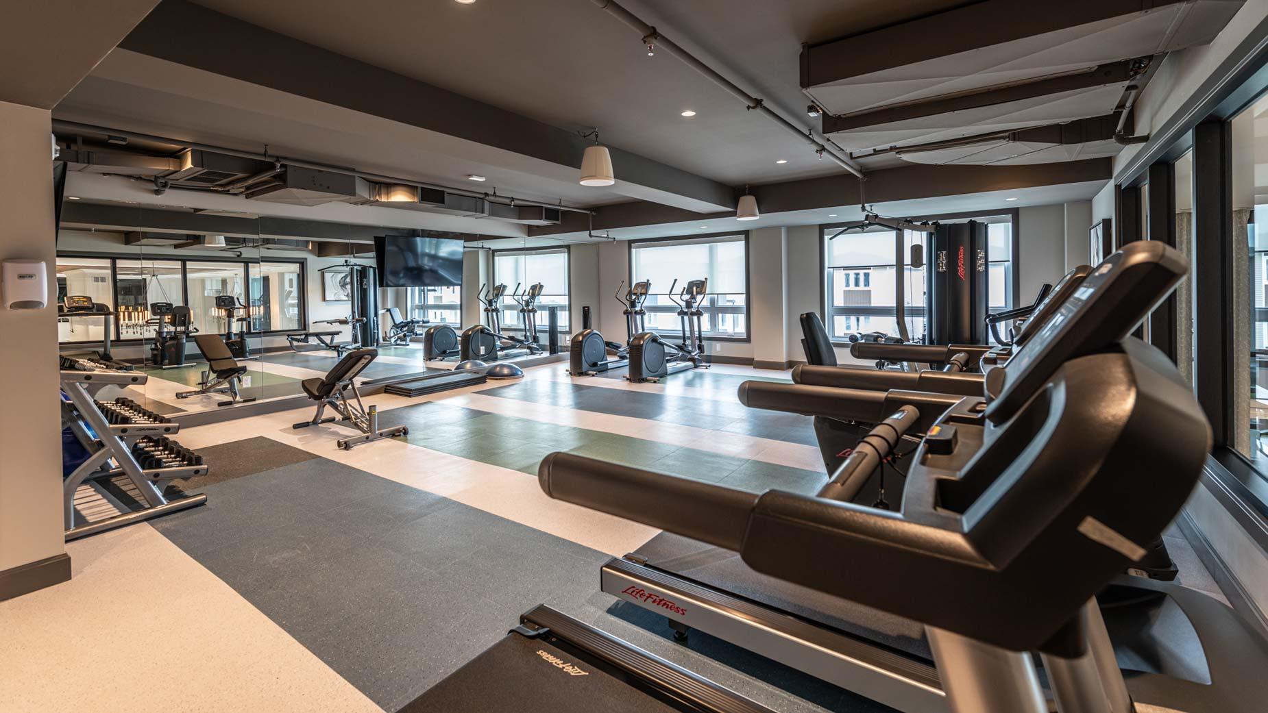 The Williston Fitness Centre